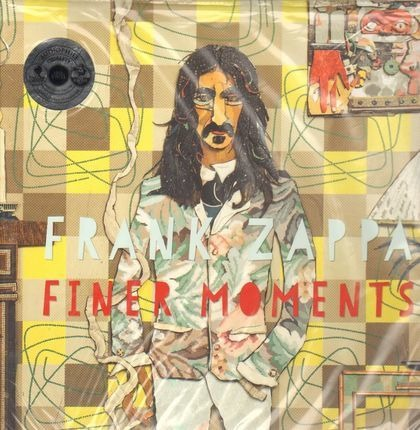 Finer Moments Frank Zappa Vinyl Recordsale