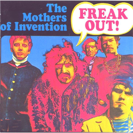 #<Artist:0x00007fc63ea13770> - Freak Out!