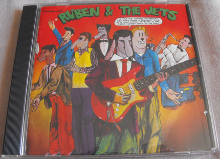 #<Artist:0x00007f691f2d9300> - Cruising with Ruben & the Jets