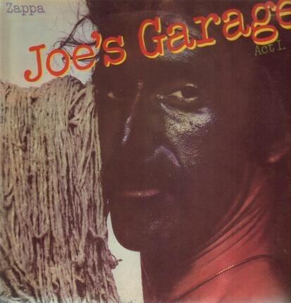 #<Artist:0x00007f797205afd0> - Joe's Garage Act I