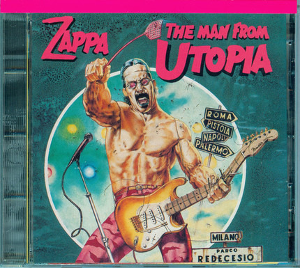 #<Artist:0x00007fbe71896bd8> - The Man from Utopia