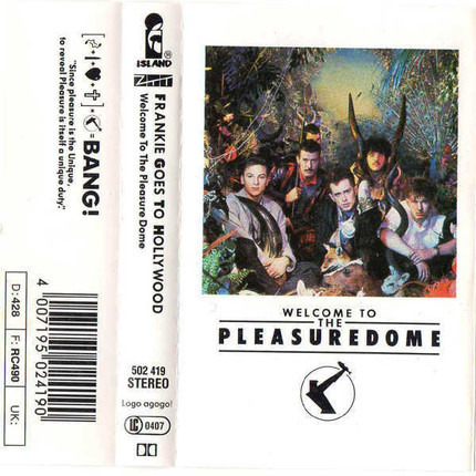 #<Artist:0x00007f5159a54db0> - Welcome to the Pleasuredome