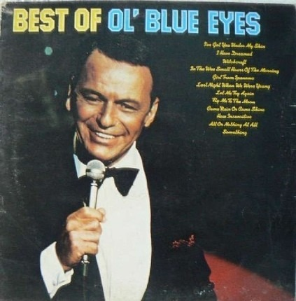 #<Artist:0x00007f7d9f219818> - Best Of Ol' Blue Eyes