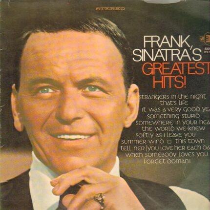 #<Artist:0x00000000075abea8> - Frank Sinatra's Greatest Hits!