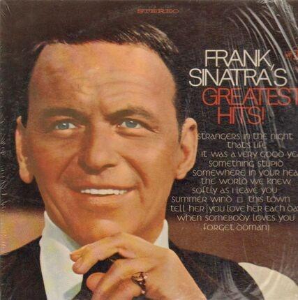 #<Artist:0x00007fcee3a4d670> - Frank Sinatra's Greatest Hits
