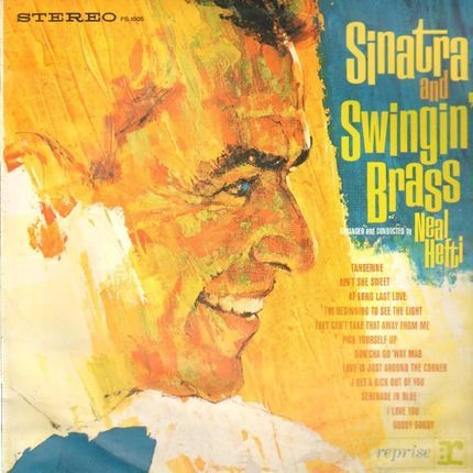 #<Artist:0x00007f10a1899410> - Sinatra and Swingin' Brass