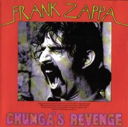 #<Artist:0x00007f63a1a0cc68> - Chunga's Revenge