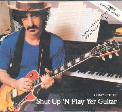 #<Artist:0x00007fb52748d058> - Shut Up 'n Play Yer Guitar