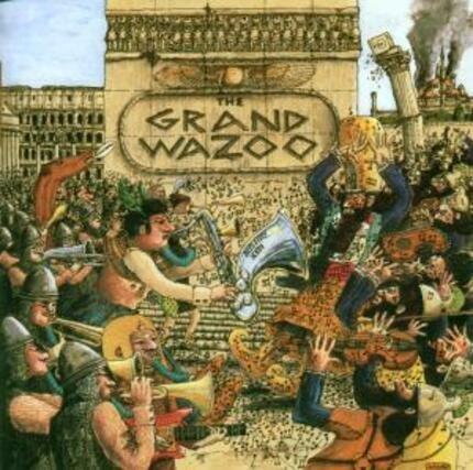 #<Artist:0x00007fb525e9cdc0> - The Grand Wazoo