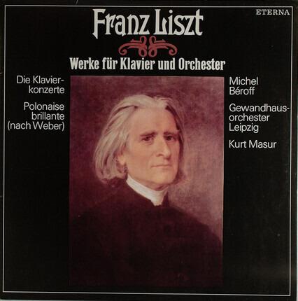 #<Artist:0x00007fce325f2b68> - Werke Für Klavier Und Orchester