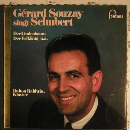 #<Artist:0x00007effcd64aab8> - Gérard Souzay singt Schubert