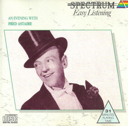 #<Artist:0x00007fdb25897170> - An Evening With Fred Astaire