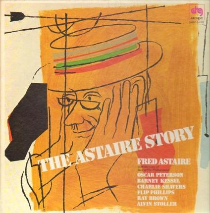 #<Artist:0x00007f823e768668> - The Astaire Story
