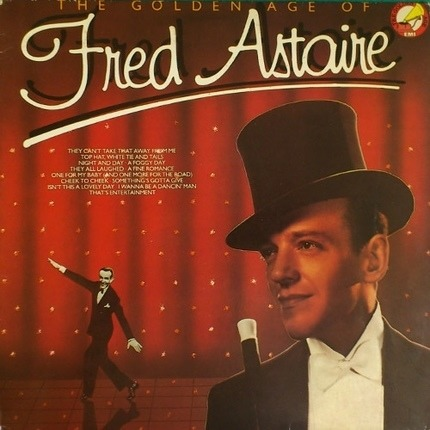 #<Artist:0x00007f1c206c8638> - The Golden Age Of Fred Astaire