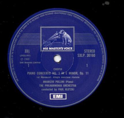 #<Artist:0x00007f9065bb1820> - Piano Concerto No. 1