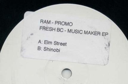 #<Artist:0x0000000004c8c5e0> - Music Maker EP