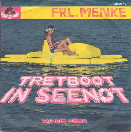 #<Artist:0x00007fcee1bf1460> - tretboot in seenot / tag des herrn