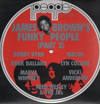 #<Artist:0x0000000008505a70> - James Brown's Funky People (Part 2)