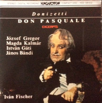 #<Artist:0x00007fa0cd8a5640> - Don Pasquale (excerpts)