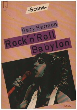 #<Artist:0x00007f9c0e5768c0> - Rock'n'Roll Babylon