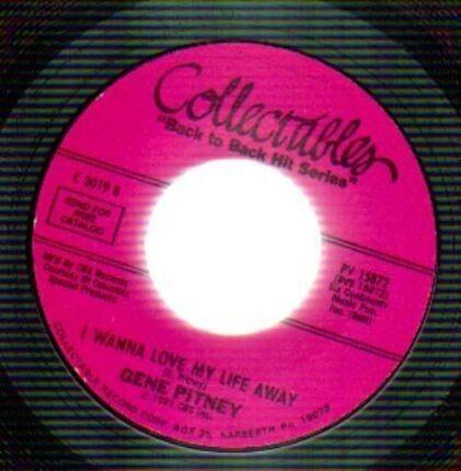 #<Artist:0x00007f5d08de70a8> - (The Man Who Shot) Liberty Valance / I Wanna Love My Life Away