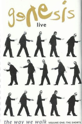 #<Artist:0x00007f4018b11a20> - Genesis Live: The Way We Walk, Vol. 1 (The Shorts)