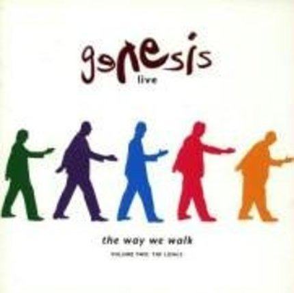 #<Artist:0x00007fb540d81df8> - Genesis Live: The Way We Walk, Vol. 2 (The Longs)