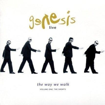 #<Artist:0x00000000073272e0> - Genesis Live: The Way We Walk, Vol. 1 (The Shorts)