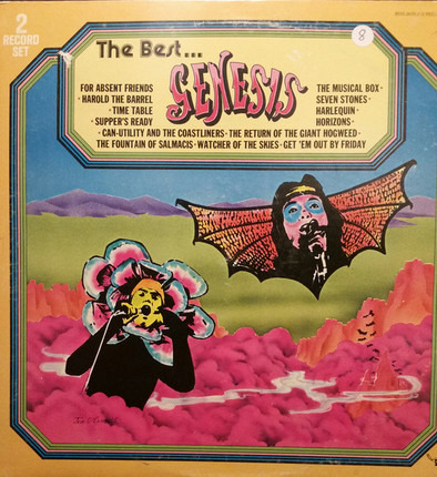 #<Artist:0x00007f4c42e98848> - The Best...Genesis