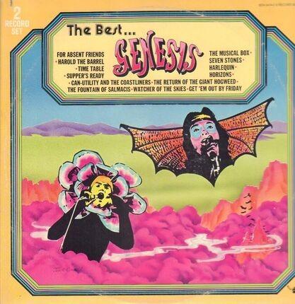 #<Artist:0x00007f57171d02e8> - The Best...Genesis