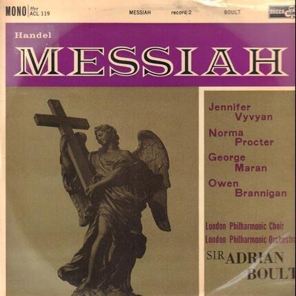 #<Artist:0x00007f2ab69890f8> - Messiah Record 2