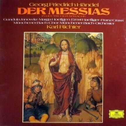 Der Messias Händel