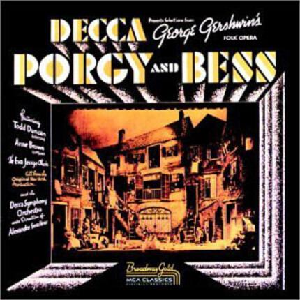 #<Artist:0x00007fd0fa263f68> - Porgy and Bess