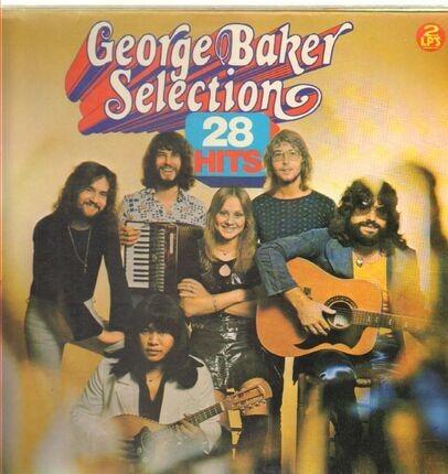 #<Artist:0x00007fb9089c20c0> - George Baker Selection 28 Hits
