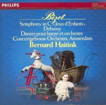 """#<Artist:0x00007f412ca40460> - Symphony In C - """"Jeux D'Enfants"""""""