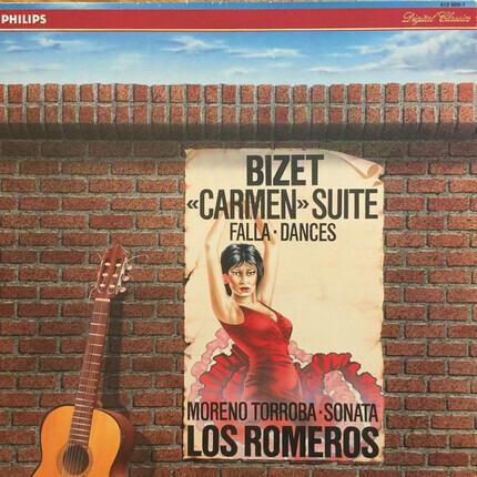 #<Artist:0x0000000006a44c40> - Bizet Carmen / Falla 3 Dances