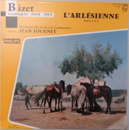 #<Artist:0x00007f40f5e24a18> - L'Arlésienne Suites 1 & Et 2