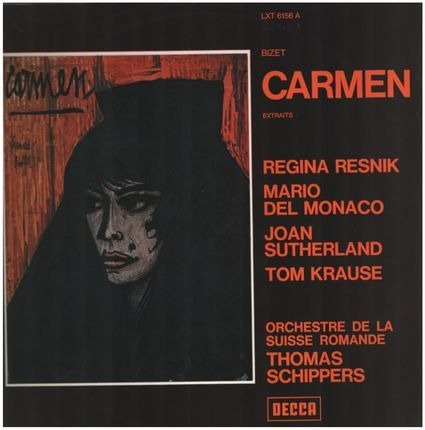 #<Artist:0x00007f410c59fbb0> - Carmen Highlights