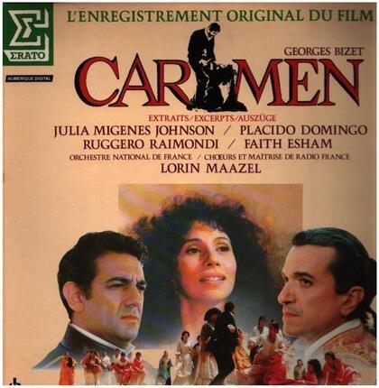 #<Artist:0x00007f412f370dd0> - Carmen (Extraits)