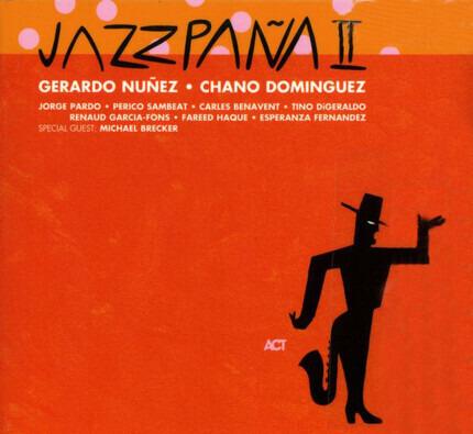 #<Artist:0x00007f9556f71ed8> - Jazzpaña II