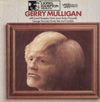 #<Artist:0x00007f8ed279a050> - Lionel Hampton Presents Gerry Mulligan
