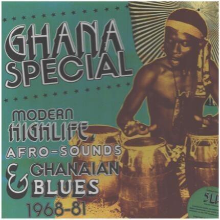 #<Artist:0x00007f99c02ee3c8> - Modern Highlife, Afro-Sounds & Ghanaian Blues 1968-81