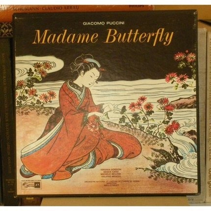 #<Artist:0x00007f73ec5fecd8> - Madame Butterfly