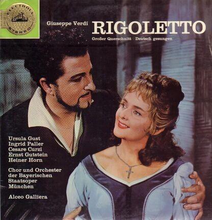 #<Artist:0x00007f8cbb2e6ef0> - Rigoletto / Großer Querschnitt