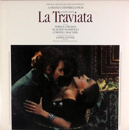 #<Artist:0x00007f60e3876bf8> - La Traviata (Original Motion Picture Soundtrack)