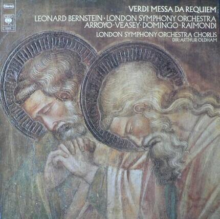 #<Artist:0x00007f9202c42160> - Messa da Requiem