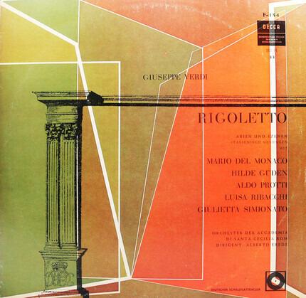 #<Artist:0x00007f73efaf4898> - Rigoletto - Arien Und Szenen