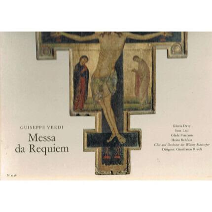 #<Artist:0x00007f60b8496a90> - Messa da Requiem