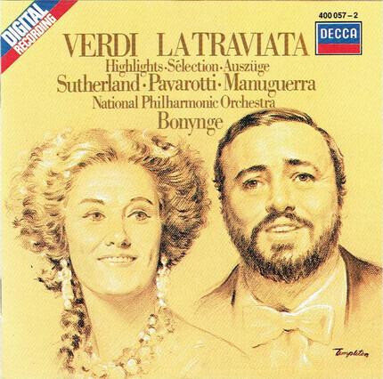 #<Artist:0x00007f60e6c0c530> - La Traviata (Highlights ∙ Sélection ∙ Auszüge)