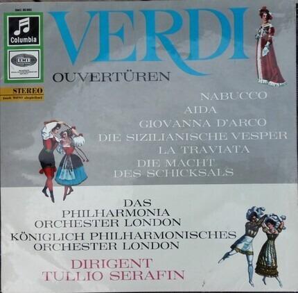#<Artist:0x0000000006bcf740> - Verdi Ouvertüren